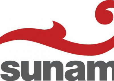 Official Kit & Program Sponsor: Tsunami Sports